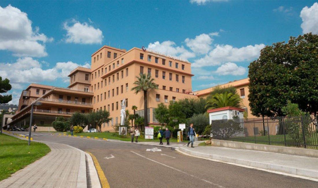 Auditoria de la instal·lació elèctrica de l'Hospital Sant Rafael de Barcelona.