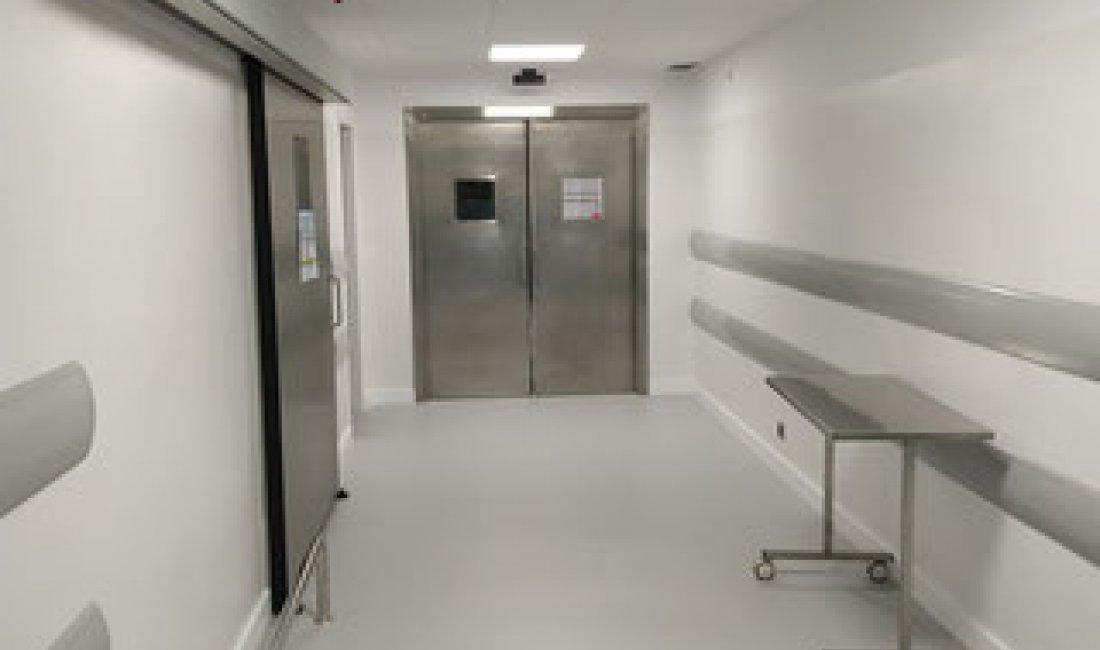 Adecuación y mejora de 730 m² del área quirúrgica del Hospital Universitari de Girona Dr. Josep Trueta.