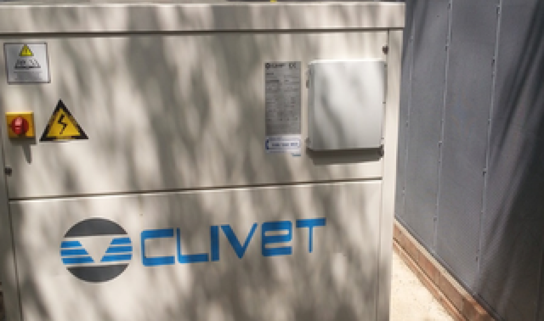 Instalación de un sistema de generación de energía térmica para calefacción y ACS para un SPA en un cámping de Blanes.