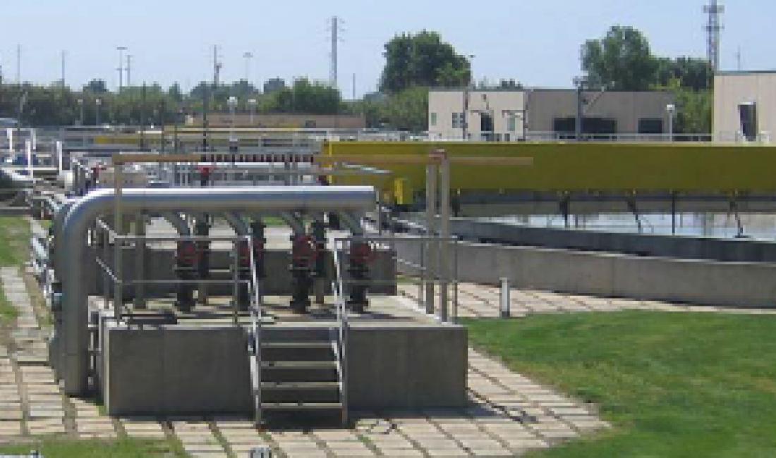 Auditoría energética en las instalaciones de la EDAR de Blanes.