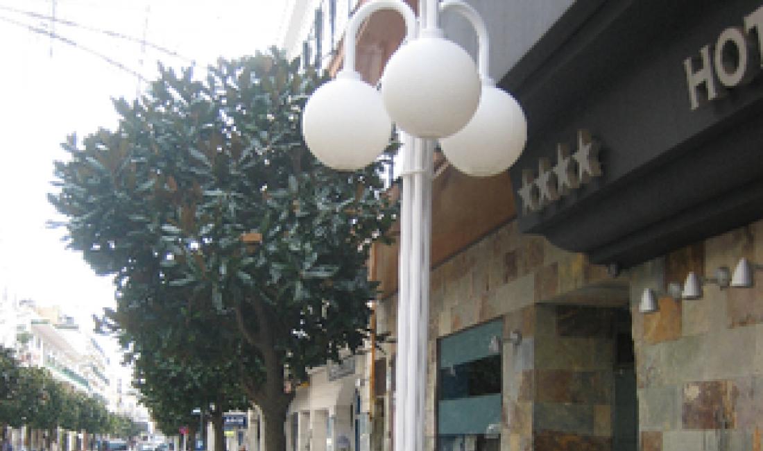 Auditorías energéticas del alumbrado público de los municipios de Bescanó y Sant Gregori.