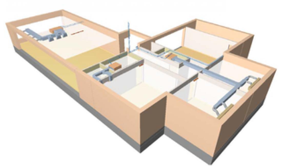 Claves en mano de las instalaciones de una vivienda unifamiliar de 300 m² en Calonge.
